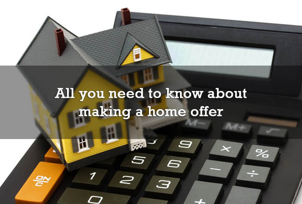 All you need to know about making a home offer