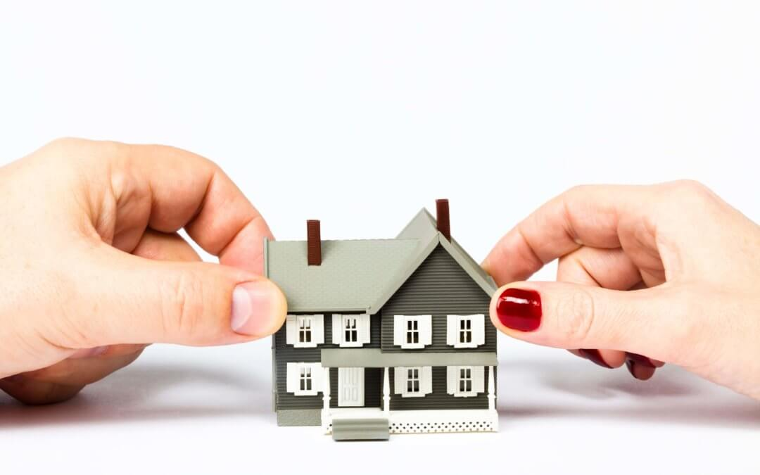 Keeping the family home during a divorce